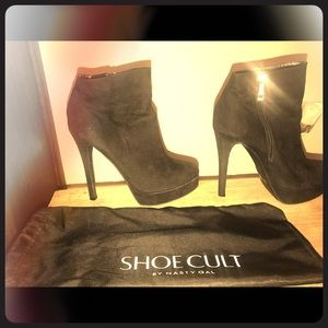 Shoe Cult Ankle Boot Heels from Nasty Gal